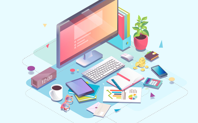 graphic image for How to be more productive: Tips for creatives resource