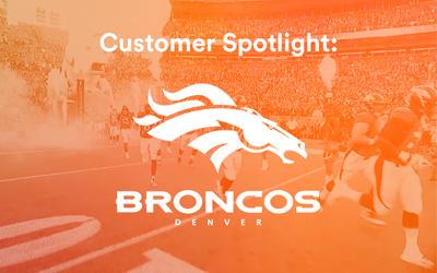 graphic image for Customer Spotlight: The Denver Broncos resource