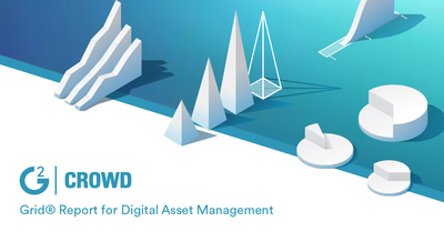 graphic image for G2 Crowd Grid® Report for Digital Asset Management Spring 2018 resource