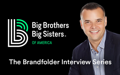 graphic image for Crafting a national rebrand: How Big Brothers Big Sisters of America made it happen resource