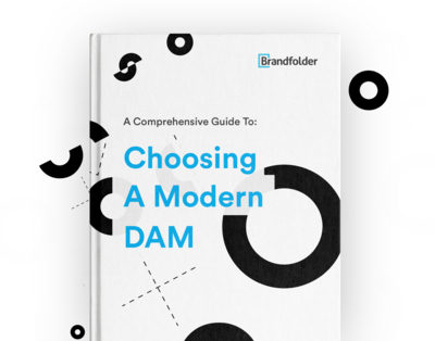 graphic image for The future of DAM is here: Your guide to choosing a modern DAM resource